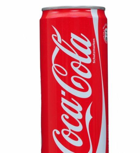 [REWE offline] Coca Cola Dosen 0,33 für 0,39€