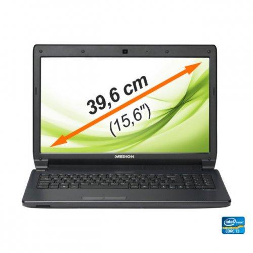 """MEDION MD 99050 E6228 Notebook 15,6"""" intel i3 2,4GHz 4GB 750GB Windows® 7 für 299,00 bei Medionshop (B-Ware) versandkostenfrei (Aktion beendet)"""