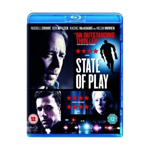 [Blu-Ray] - State of Play / Stand der Dinge für 4,40€