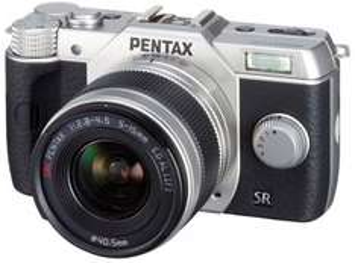 Pentax Q10 Systemkamera (12 Megapixel CMOS Sensor, 7,6 cm (3 Zoll) Display, Full HD, HDMI) inkl. 5-15mm und 15-45mm Objektiv Kit silber inkl. Vsk für 373,15 €[Amazon.fr]