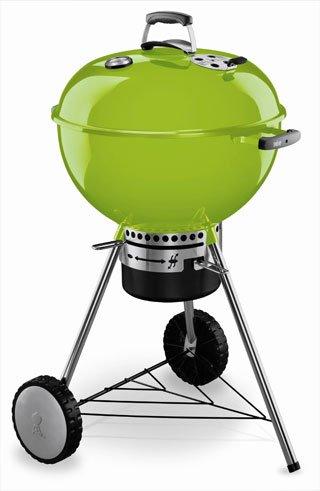 NBB Weber One Touch Premium Spring Green 57cm Grün Holzkohlegrill 149€