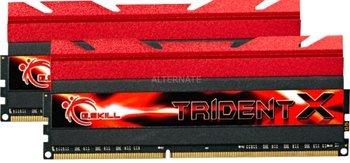 G.SKill Trident 8GB Kit DDR3 PC3-19200 CL10 (F3-2400C10D-8GTX)