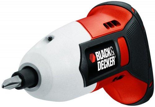 Black & Decker BDCS36G 3.6V Li-Ionen Akku-Schrauber Gyro