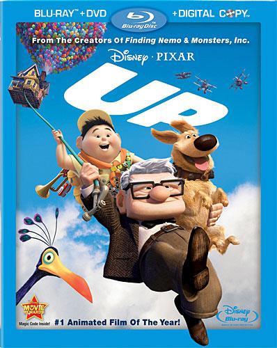 """Pixars """"Oben"""" Blu-ray (mit DVD) für ~11€ @ Bee.com"""