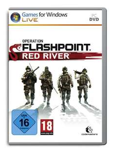 Operation Flashpoint: Red River (PC) für 2,29€ inkl. Versand @ Zavvi