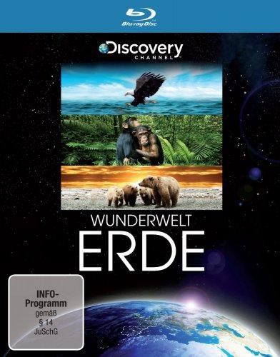 Wunderwelt Erde - Discovery Channel Blu-ray