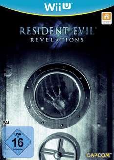 Nintendo Wii U - Resident Evil: Revelations für €29,77 [@Amazon.co.uk]