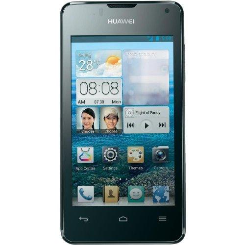 Huawei Ascend Y300 schwarz [B-Ware] @ Conrad über Ebay für 75€