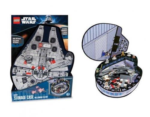 Lego™ - Star Wars: ZipBin Millennium Falke Aufbewahrungsbox/Tasche ab €14,06 [@MeinPaket.de]