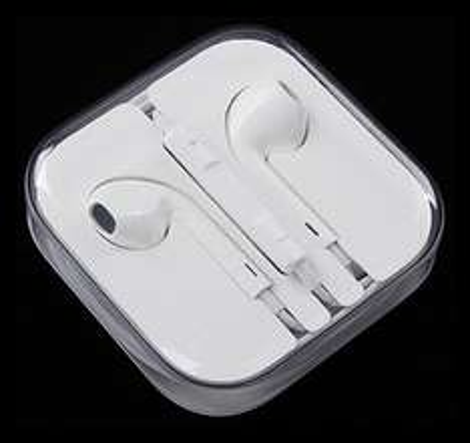 EarPods Headset für Apple iPhone 5 4S 4 3G 3GS - 7,90€ inkl. Versand!