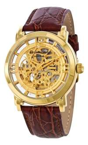 Stührling Original Herren Armbanduhr Lifestyle 'Winchester' Automatic Skeleton für 127€ @Amazon.co.uk