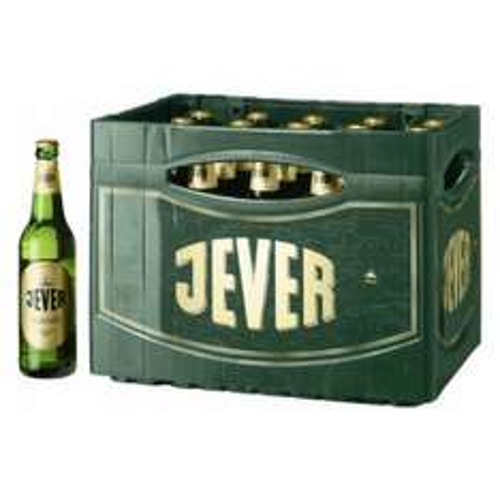 [Lokal] Oldenburg: Kiste Jever 24x0,33l oder 20x0,5l