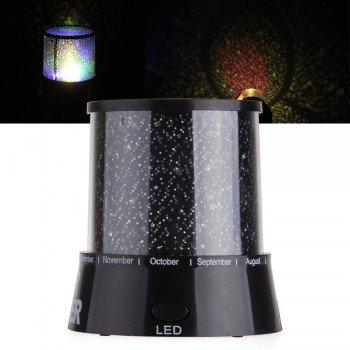 (CN) Sternenprojektor Nachtlicht für 3,55 Euro, inkl. Versand