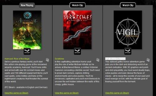 Bundlestars.com -  Horror Fest Bundle für schlappe 0,91€