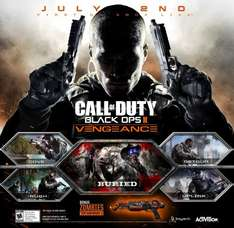 Call of Duty®: Black Ops II - Vengeance[DLC Pack-Steam] für 11€ @Amazon.com