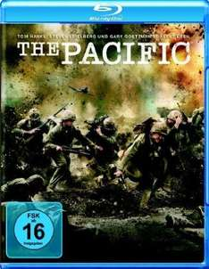 The Pacific Blu-ray 6 Disk Box