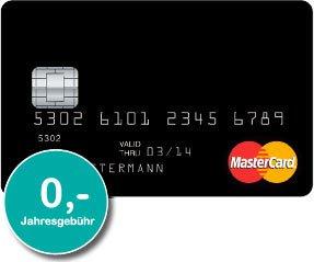 Kostenlose Kreditkarte + Grazia Abo 12 Monate selbstkündigend kostenlos dabei