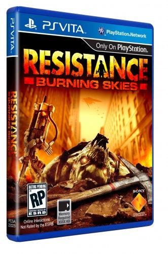 [Saturn Lünen] PS Vita: Resistance Burning Skies für 9€