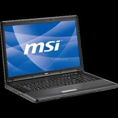 "MSI Notebook 17.3"" i5 USB 3.0 ""CR70-i545W7H"""
