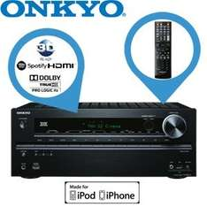 Onkyo TX-NR616 AV-Receiver (refurbished)