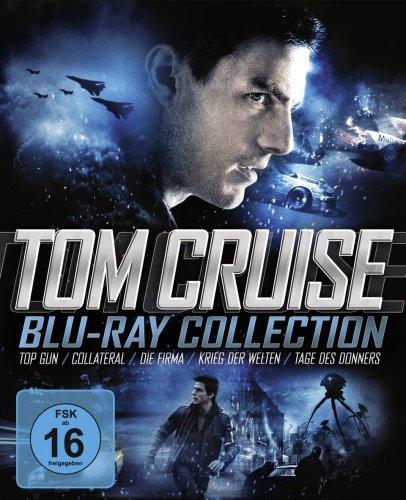 Blu-ray Box - Tom Cruise Collection (5 Discs) für €29,99 [@Buecher.de]