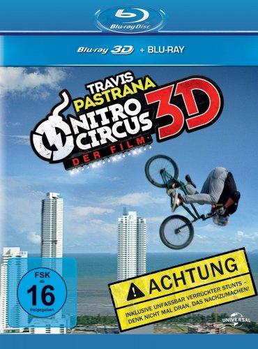 Nitro Circus 3D - Der Film [Blu-ray 3D] für 13€ @Amazon.de