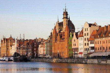 Reise: Silvester in Danzig 2 Nächte ab Lübeck (Flug, Transfer, gutes 3* Hotel) 106,- € p.P.