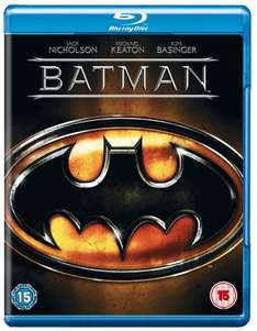 [Amazon.co.uk] Batman (BluRay)