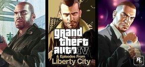 [Steam] Grand Theft Auto IV - Complete Edition für ca. 3.70€