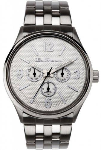 Ben Sherman Herren-Armbanduhr: GENTS STEEL BRACELET WATCH R802 für 25,13€ inkl. Versand
