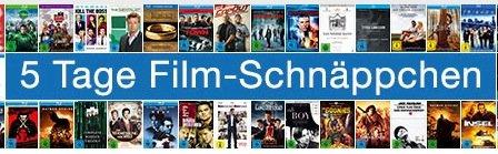 Amazon: 5 Tage Jubiläums-Schnäppchen - vom 09.08. bis zum 13.08. Viele Blu-rays ab 7,97€ plus 5€ Rabatt beim Kauf von 4 Blu-rays.
