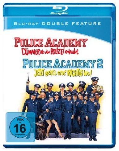 [Doppelt] Amazon: Diverse Blu-rays für 7,97€ (z.B. Police Academy 1+2). Ab 4 Blu-rays nochmal 5€ Rabatt.