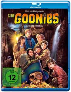 [Amazon] Klassiker - Die Goonies (BluRay)