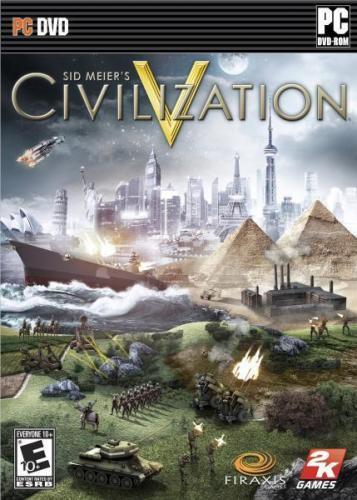 Sid Meier's Civilization 5 für ca. 14,63€ @ The Hut