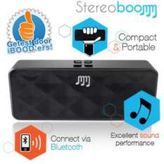 Stereoboomm 500 Compact Wireless Stereo Lautsprecher @ ibood.com