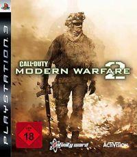 Call of Duty Modern Warfare 2 für PS3 zum Preis von 29,89 € inkl. Versand