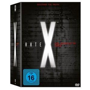 [Bücher.de] Akte X - Die komplette Serie (53 DvDs) für 64,99€