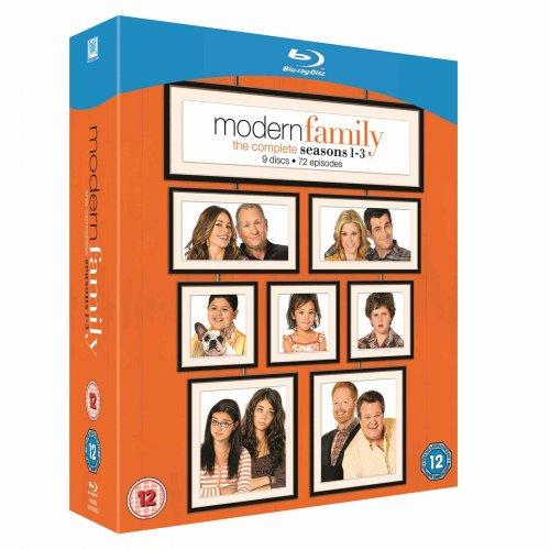 [OT] Modern Family Seasons 1-3 [Blu-ray] für 20,28 €