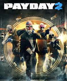 PAYDAY 2 [4er Pack] Steams Keys für 67.20€(Einzelpreis je 16.80€) @Amazon.com