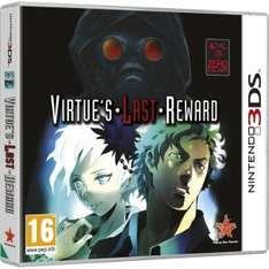 (UK) Virtue's Last Reward [Nintendo 3DS] für 17.37 € @ Zavvi