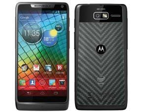 Motorola RAZR i XT890 Black (Demoware) - für 216,68 € versandkostenfrei