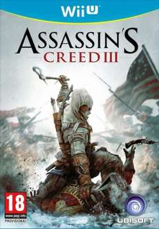 Assassin's Creed III (Wii U) für 11,60€ @2Game