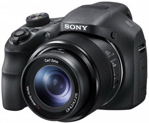 Sony DSC-HX300 50-fach Bridgekamera für 289€ + 30€ Amazon Gutschein (?)