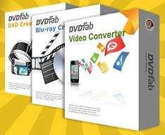 DVDFab DVD Creator & Blu-ray Creator & Video Converter [Win]1 Jahres Lizenz