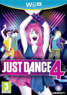 Just Dance 4 (Wii U) für 11,61€ @2games.com