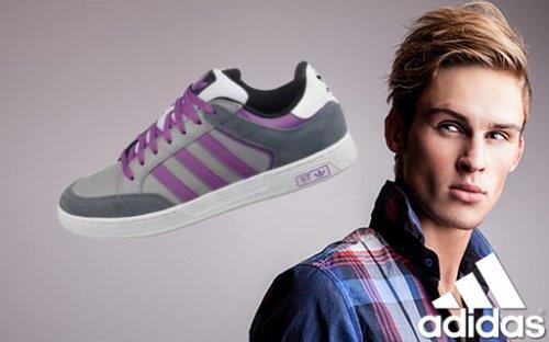 Adidas Varial ST Herren Sneaker in grau-lila für nur 29.95€