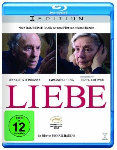 Film Liebe / Amour (2013) Bluray für 7,97 Euro inkl. Versand