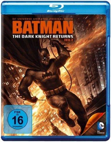 [Blu-ray] The Dark Knight Returns Part 2 für 9,97€ statt 23,99€ @amazon.de
