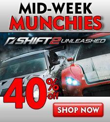 Shift 2 Unleashed  für ca. 20 Euro (PC)