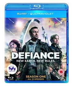 Defiance - Staffel 1 [Blu-ray(Blu-ray+Ultraviolet] für 21,70 € [WOW HD.UK]